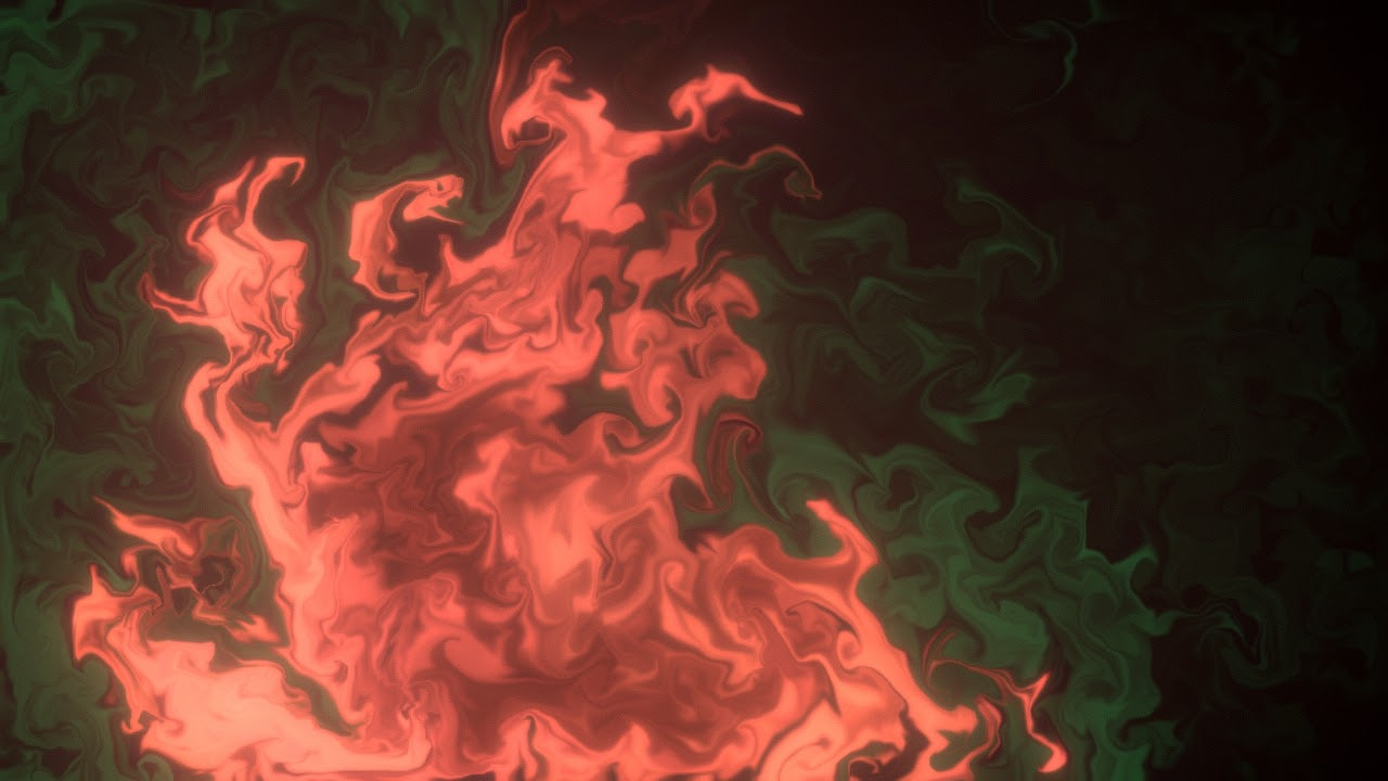 Abstract Fluid Fire Background for free - Backgroun:35