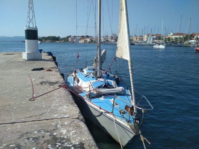Πρέβεζα:Mε αυτό το σκάφος μετέφεραν αλλοδαπούς Συνελήφθησαν  οι 2 διακινητές