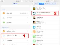 Cara Menghapus Aplikasi di HP Xiaomi Semua Tipe