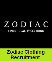 Zodiac Clothing Recruitment