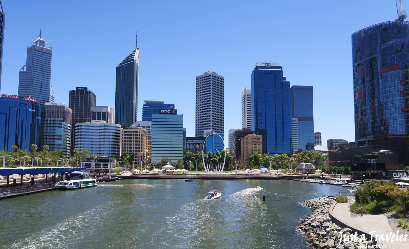 伯斯-市區-景點-推薦-伊莉莎白港-Elizabeth Quay-自由行-旅遊-必玩-必去-遊記-行程-Perth-Best-Tourist-Travel-Attraction
