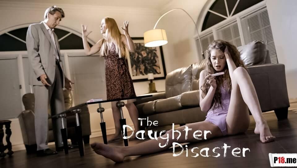 PureTaboo - Sarah Vandella & Elena Koshka - The Daughter Disaster