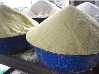 The Health Benefits And Effects Of Garri