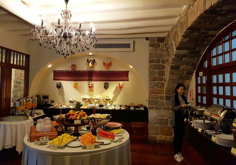 Melhor hotel de Cusco