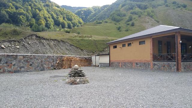 источник воды на военно-грузинской дороге