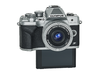 Olympus OM-D E-M10 Mark IV, the ace in micro 4/3