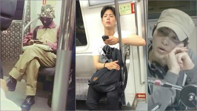Czy w Seulu łatwo spotkać kogoś znanego?