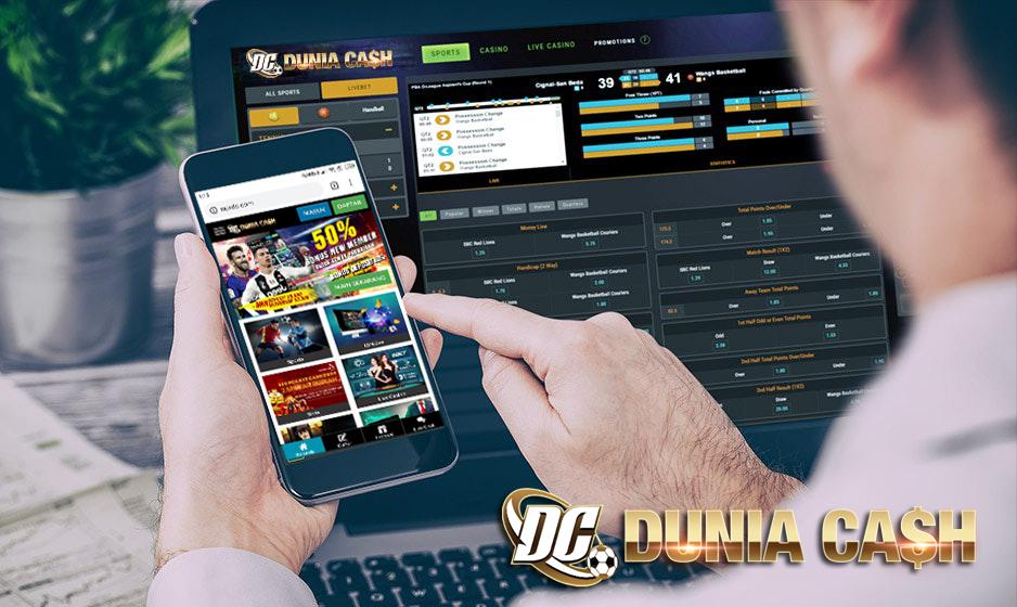 Jenis Permainan Judi Bola Online Terbaru 2019