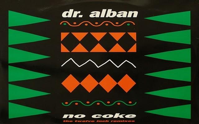 Dr. Alban – No Coke (Remixes) ['90 - DNK - 12'']
