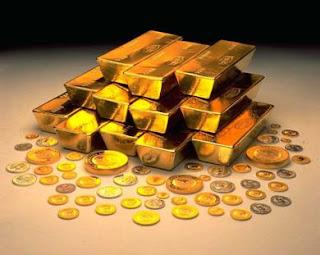 Στους 111 τόννους τα αποθέματα Χρυσού της Ελλάδος