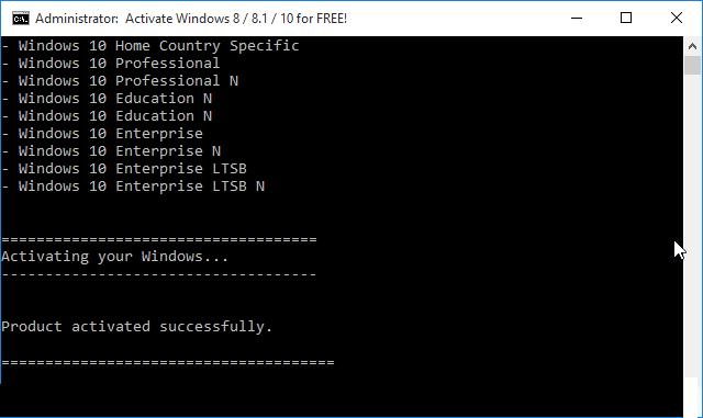windows 10 ko free me kaise activate kare