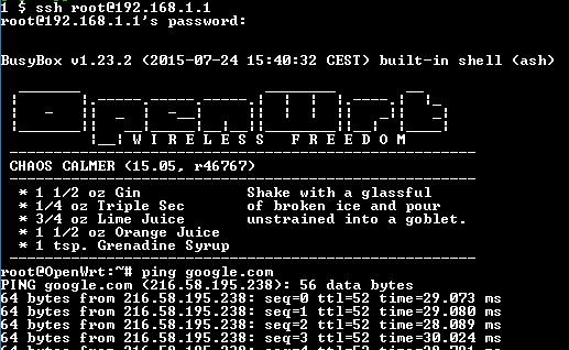 GoJimmyPi: OpenWrt Remote Network WireShark Packet Feed