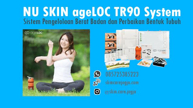 TR90 Produk Nu Skin untuk Menurunkan Berat Badan