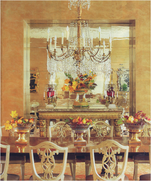 Key Interiors By Shinay Country Dining Room Design Ideas: Key Interiors By Shinay: Old World Dining Room Design Ideas