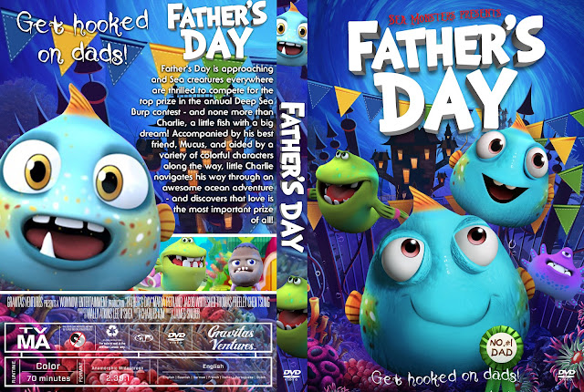 Father's Day DVD Cover