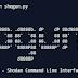 Shogun - Shodan.io Command Line Interface