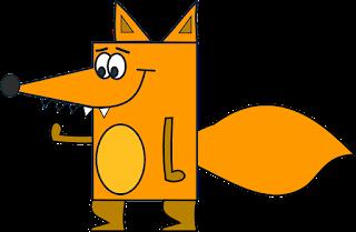 Greedy fox Story in Gujarati