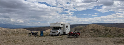 Now boondocking within the Gunnison Gorge NCA