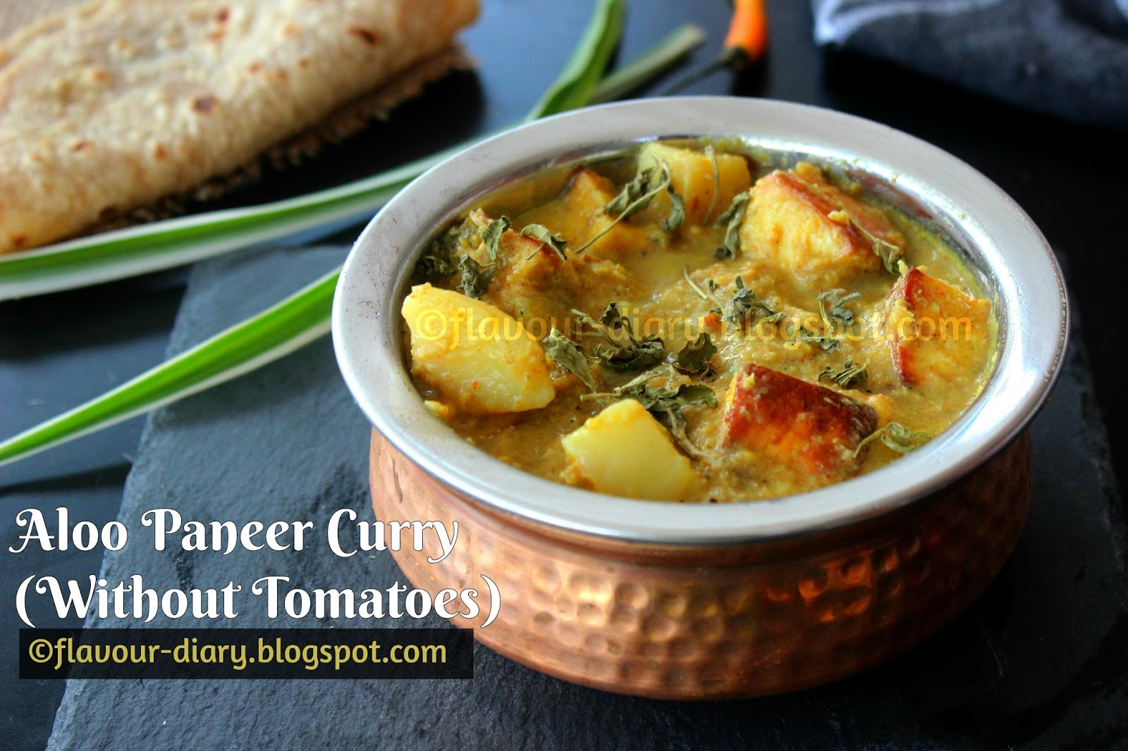 Aloo paneer curry without tomatoes recipe flavour diary indian aloo paneer curry without tomatoes recipe flavour diary indian vegetarian curry forumfinder Image collections