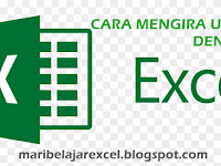 Tutorial Cara Menghitung Umur atau Usia berdasarkan Tanggal lahir dengan Microsoft Excel