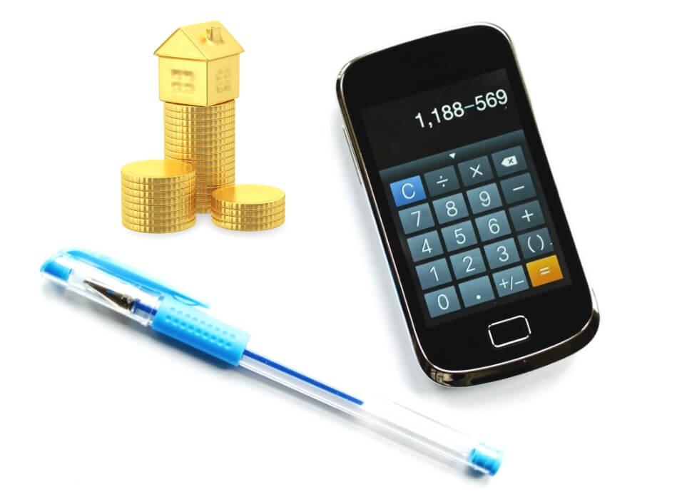 huur inkomsten levert netto €450 extra op.