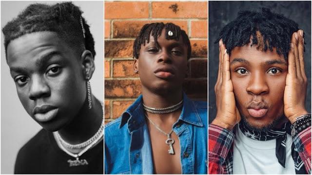 Rema, Fireboy DML or Joeboy: Who Is Nigeria's Breakout Star of 2019?