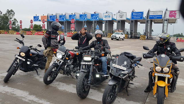 5 RIDERS  COVERED 1784 KM IN 21 HOURS ON MOTORCYCLE - GP RIDERS