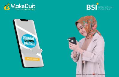 Cara Mengetahui QR Code BSI Syariah Mobile