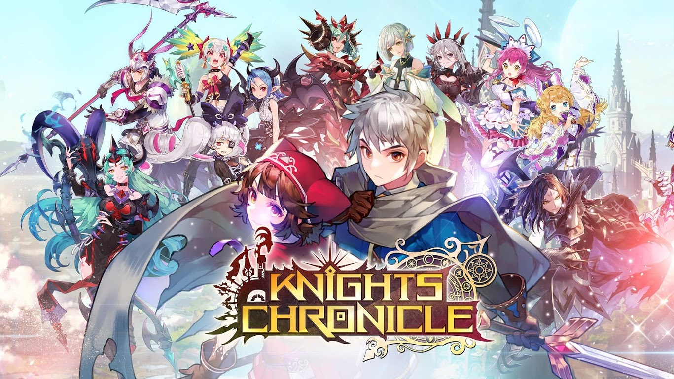 Knights Chronicle Dengan Pre-register