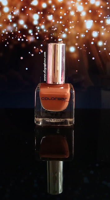 Review of Colorbar Luxe Nail Lacquer 79 Pretty Please