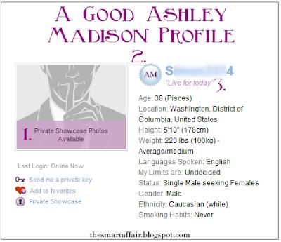 The Smart Affair: How to Make a Good Ashley Madison Profile