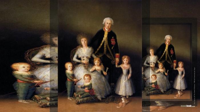 The Family Of The Duke Of Osuna. 1788г