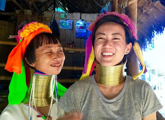 Burmese tribe