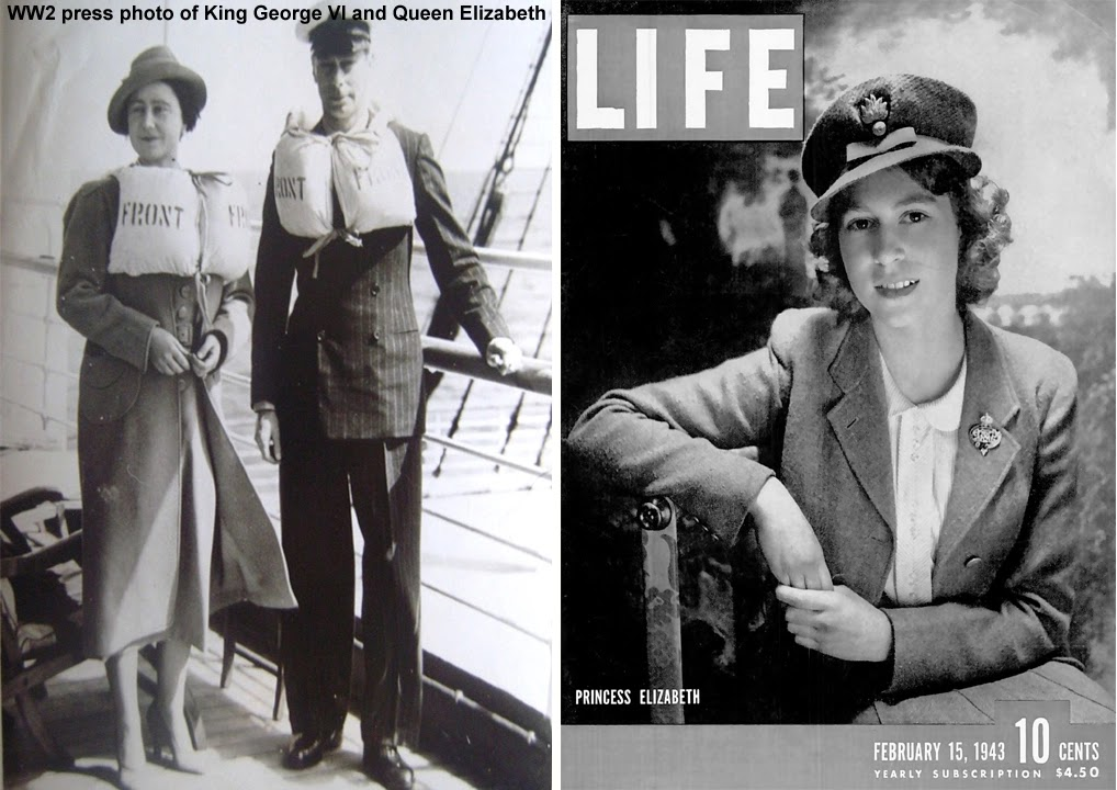 Queen Elizabeth II Surprising Military Role During World War II