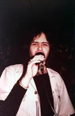 Rock-It lead singer Bruce Fisher