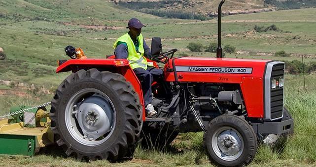 efsane traktör 240 serisi