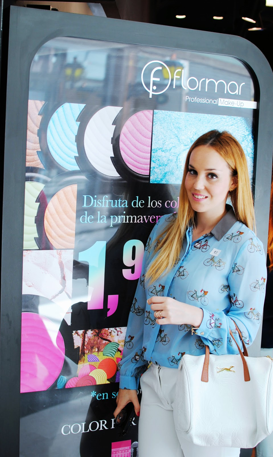 nery hdez, flormar , beauty event, make up, blogger tenerife