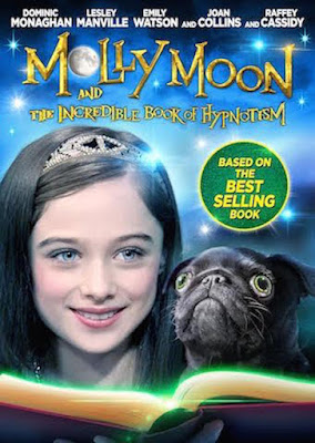 Molly Moon and the Incredible Book of Hypnotism Poster