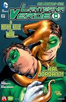 Os Novos 52! Lanterna Verde #27