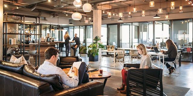 Thiết kế văn phòng truyền cảm hứng cho doanh nghiệp truyền thông