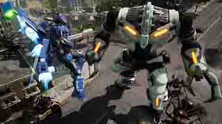 Download Game Earth Defense Force Iron Rain PC