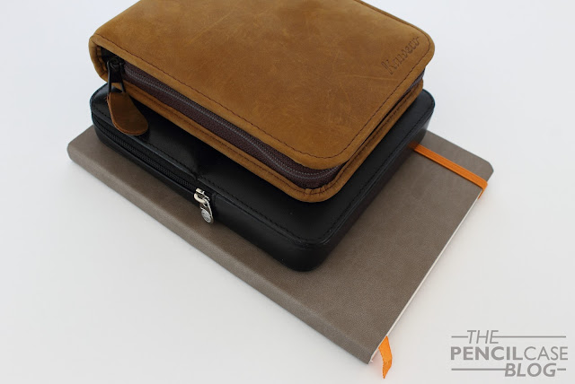 Kaweco Traveller's leather pen case review
