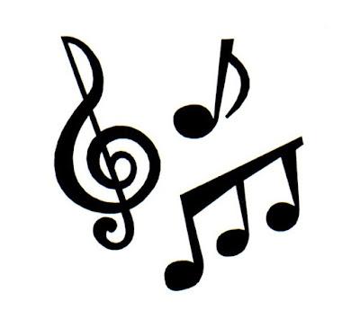 dibujo nota musical