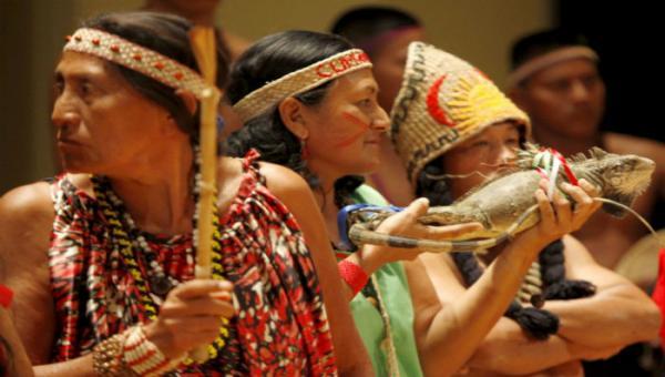 Manaos se decreta en emergencia por éxodo masivo de indígenas waraos provenientes de Venezuela
