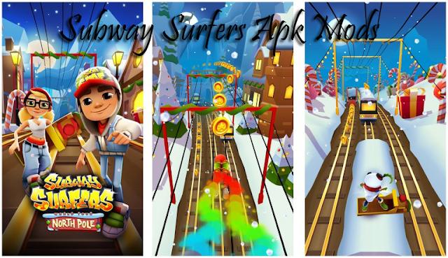 Subway Surfers Apk Mods 2017