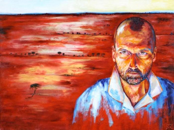 Австралийский художник. Simon Kitching 7