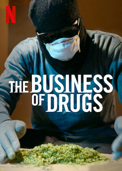 The Business of Drugs Temporada 1 Dual Subtitulado/Latino 720p