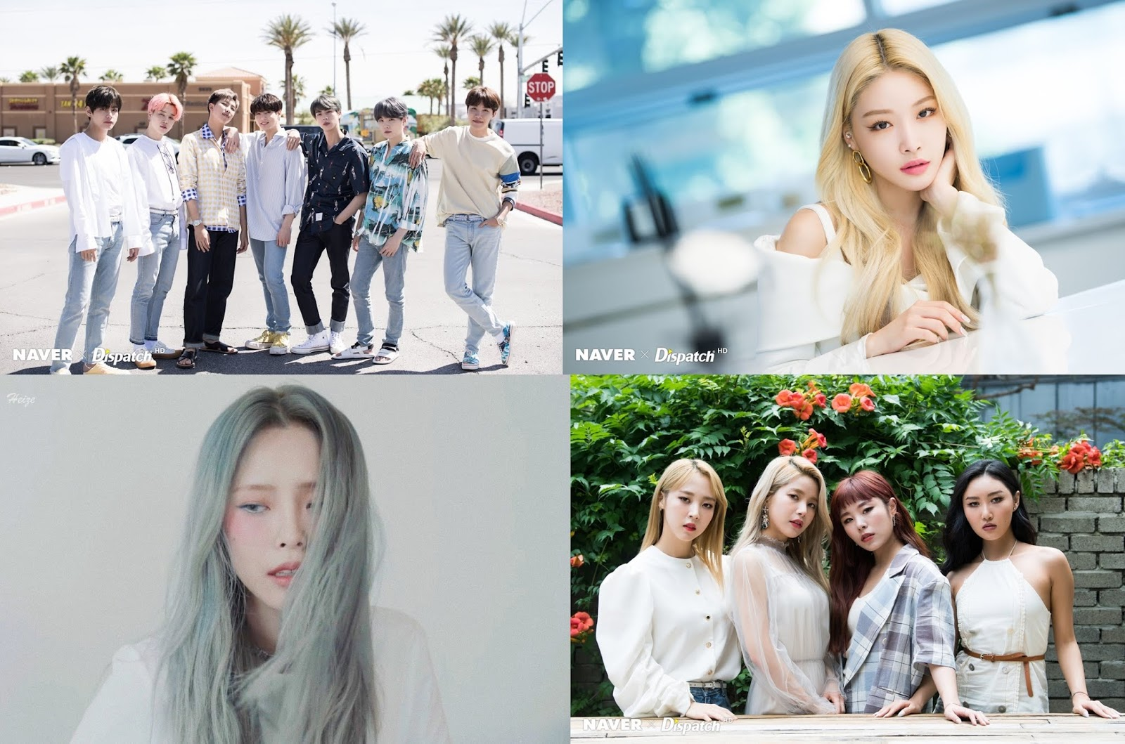'2019 MelOn Music Awards' Announces First Line Up of The Artists