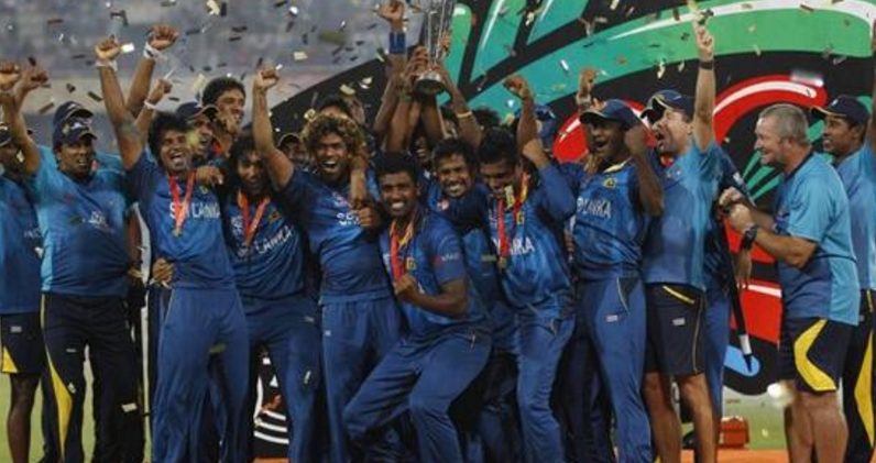 """twenty twenty world cup I thought, 'i've just lost the world cup'  we played for our country in a world  cup final  """"people have been hit for 19-20 an over before."""