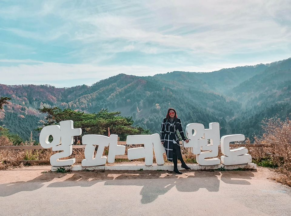 South Korea, what to do in South Korea, Jade Garden, Travel, abroad, Asia, Alpaca World, Santorini Cafe, #TrazyMemories,